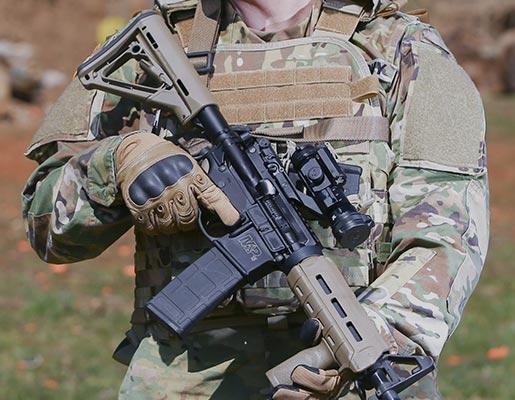 OCP Scorpion Uniforms