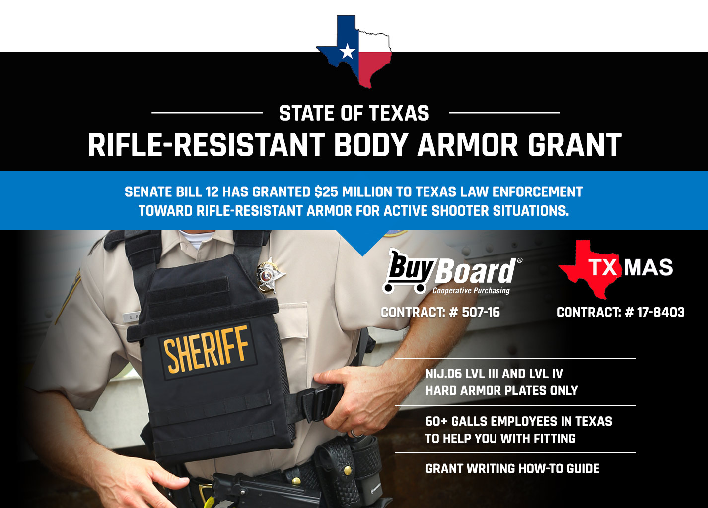 Grant Guide TX Vest Program