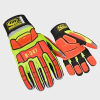 Fire Rescue Gloves