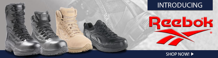 NEW To Galls - REEBOK!
