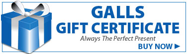 Galls Gift Certificate! Always The Perfect Gift!