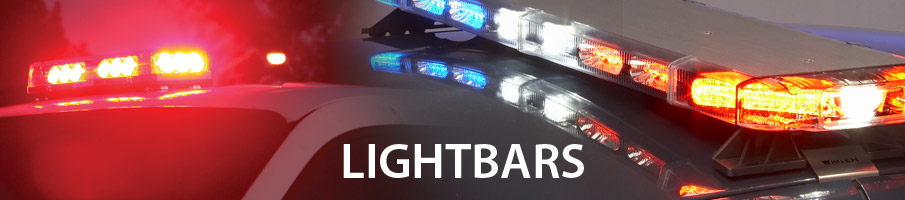Lightbars, Mini Lightbars and Accessories