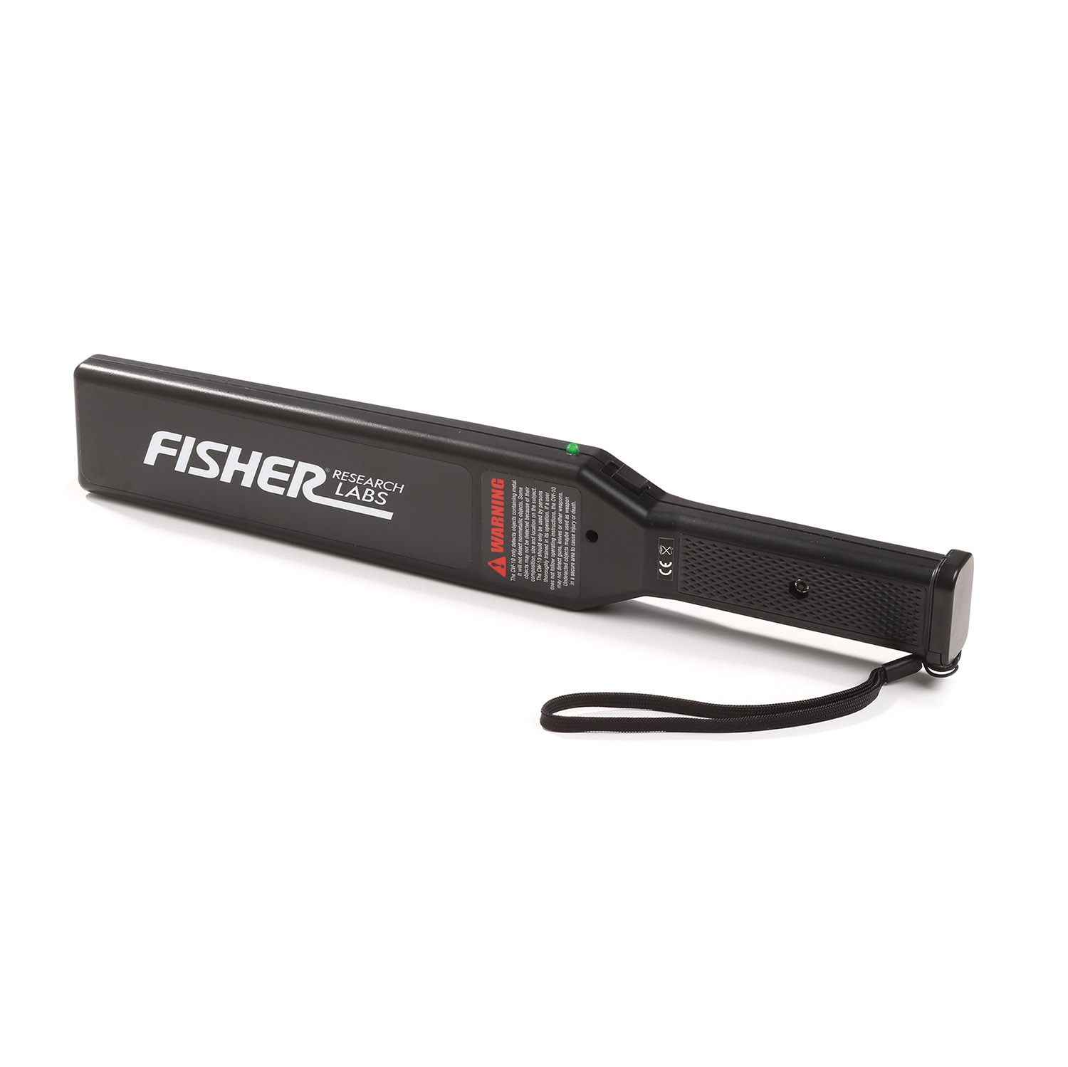 Fisher Labs CW 10 Handheld Metal Detector