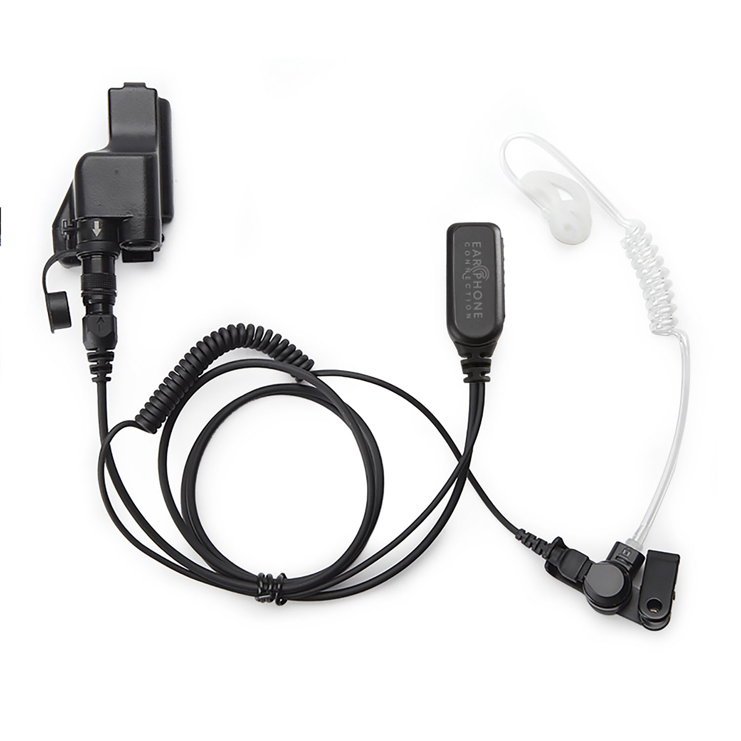 Ear Phone Connection Hawk EP1323 EC Easy Connect Lapel Micro