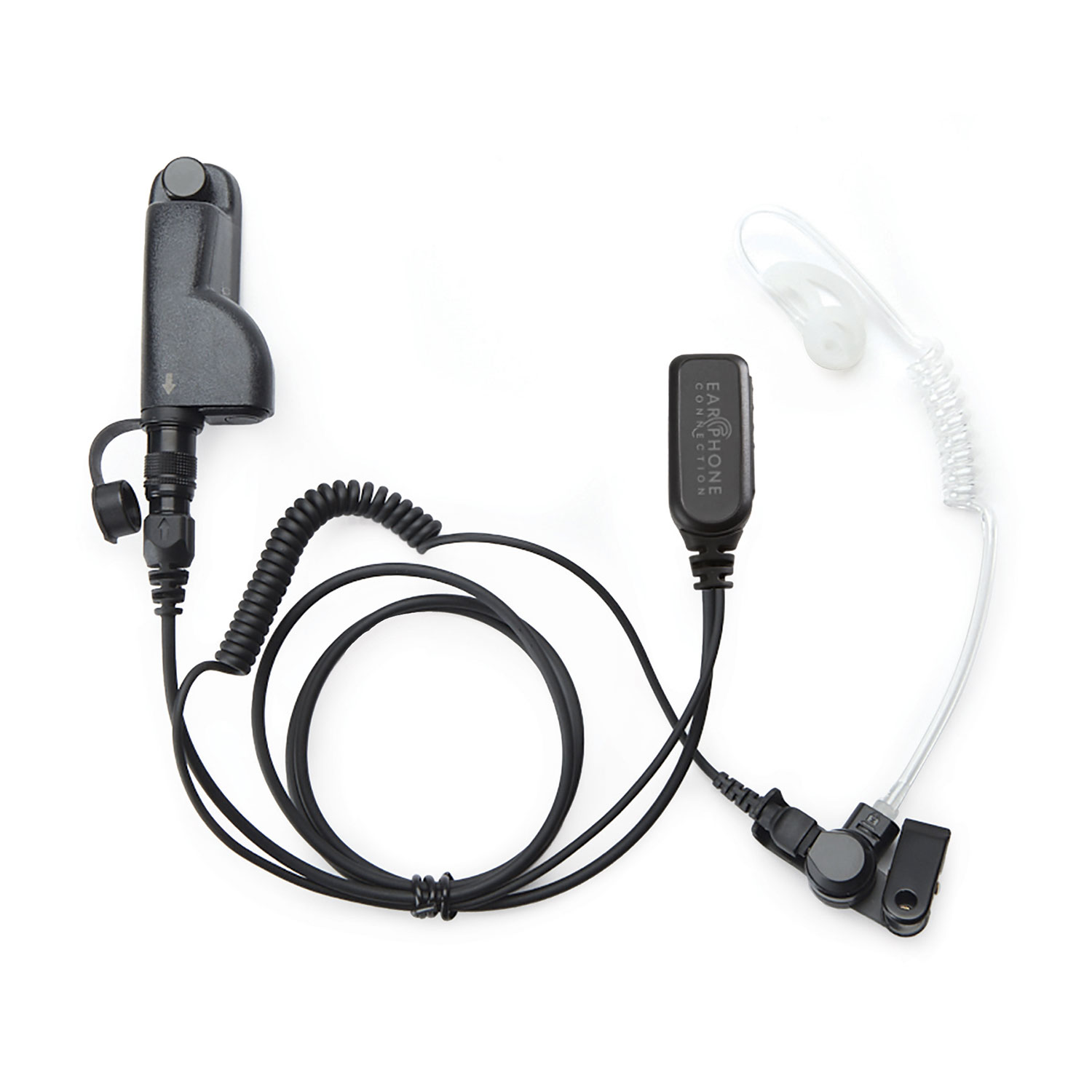 Ear Phone Connection Hawk EP1334 EC Easy Connect Lapel Micro