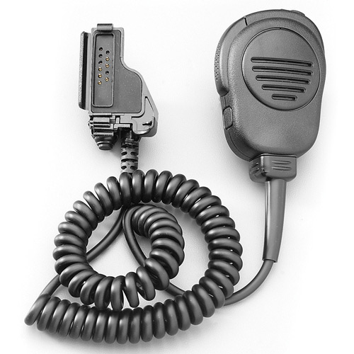 EarHugger Remote Speaker Mic for Motorola Radios (HT1250, HT
