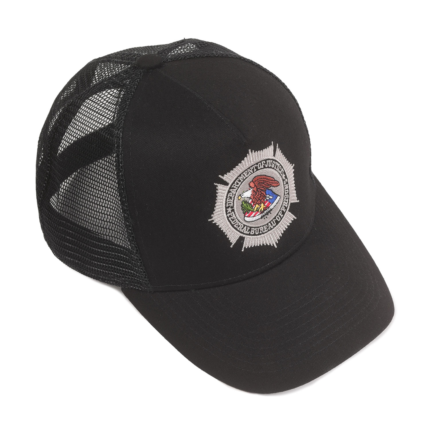 Galls FBOP Mesh Back Twill Cap - BOP Uniform Cap