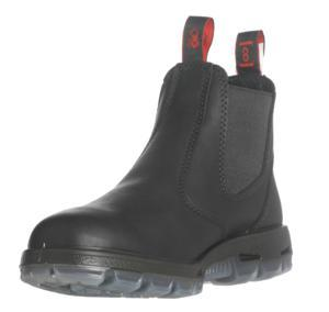Redback USBBK Slip On Steel Toe Boot