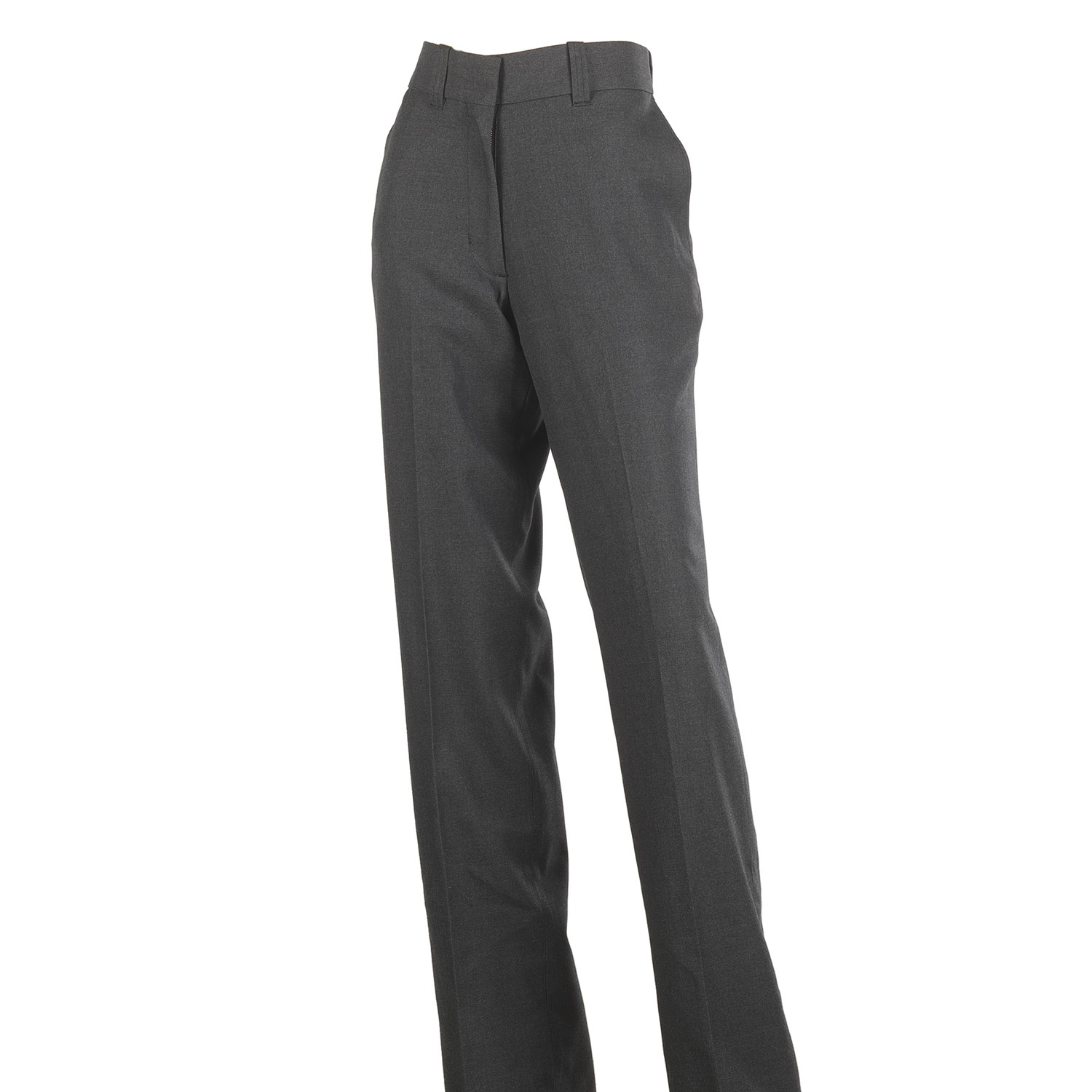 Galls FBOP Women's Class A Uniform Trousers (Charcoal)