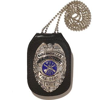 Badge Wallets Cases Belt Clips Chain Holders For Badge