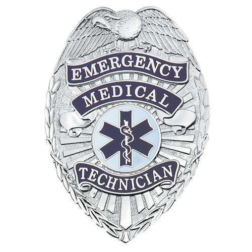 Galls EMT Badge