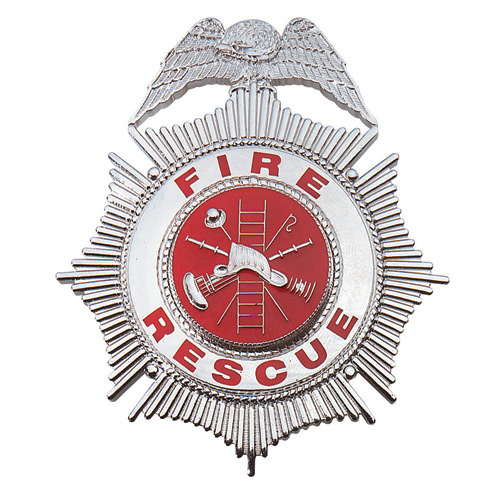 Galls Fire Rescue Badge
