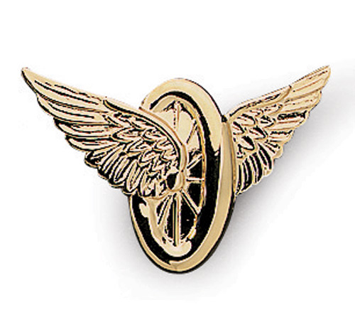 Blackinton Motorcycle Wings