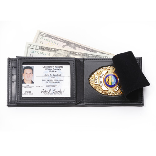 Perfect Fit RFID Blocking Bi fold Wallet with Credit Card Sl