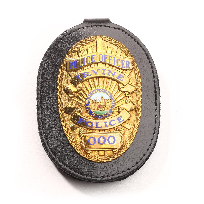 Lawpro Velcro And Belt Clip Badge Holder