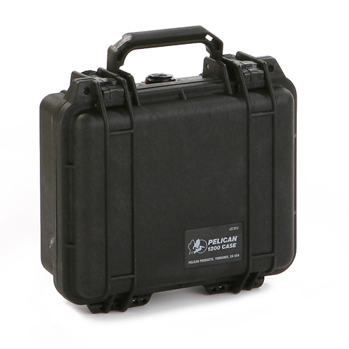 Pelican Waterproof Case 10-5/8 x 4-7/8 x 9-11/16