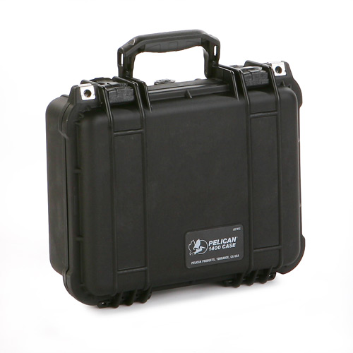 Pelican Waterproof Case 13-3/8 x 6 x 11-5/8