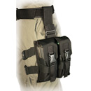 BlackHawk Omega Enhanced M-16 Drop Leg Mag Pouch