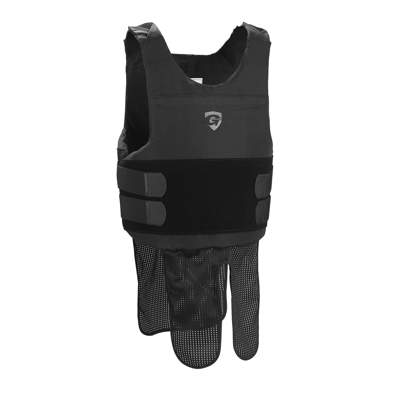 First Responders Hi visibility bulletproof vest body armor lvl II vest Small
