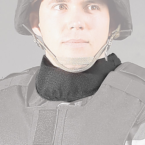 Galls Level IIIA Shoulder/Neck/Throat Protector for Special