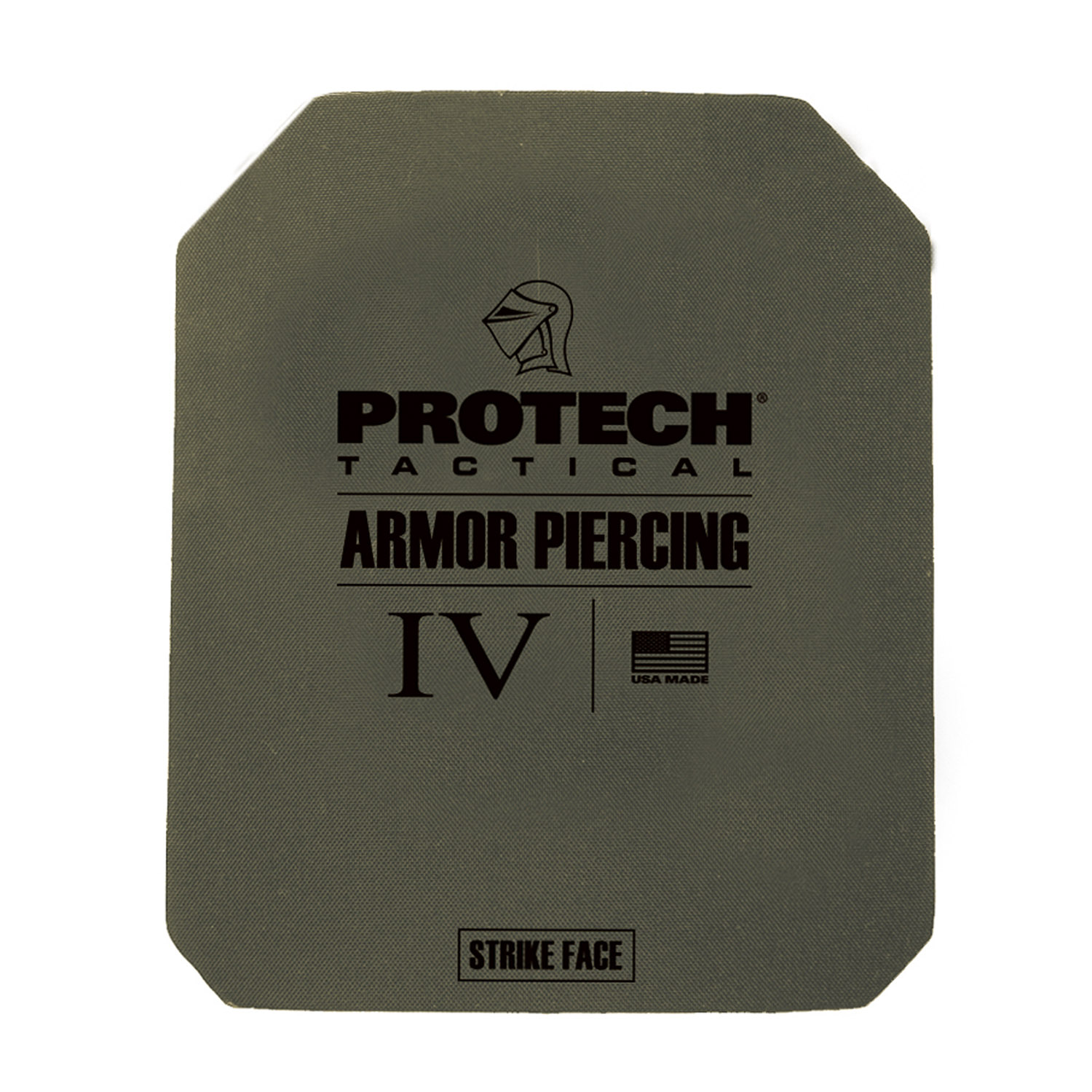 ProTech Tactical Single-curve Level IV Stand Alone Rifle Pla