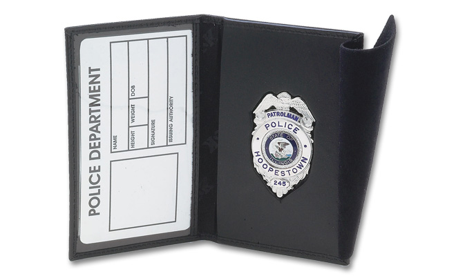 D&K Recessed Badge and ID Case