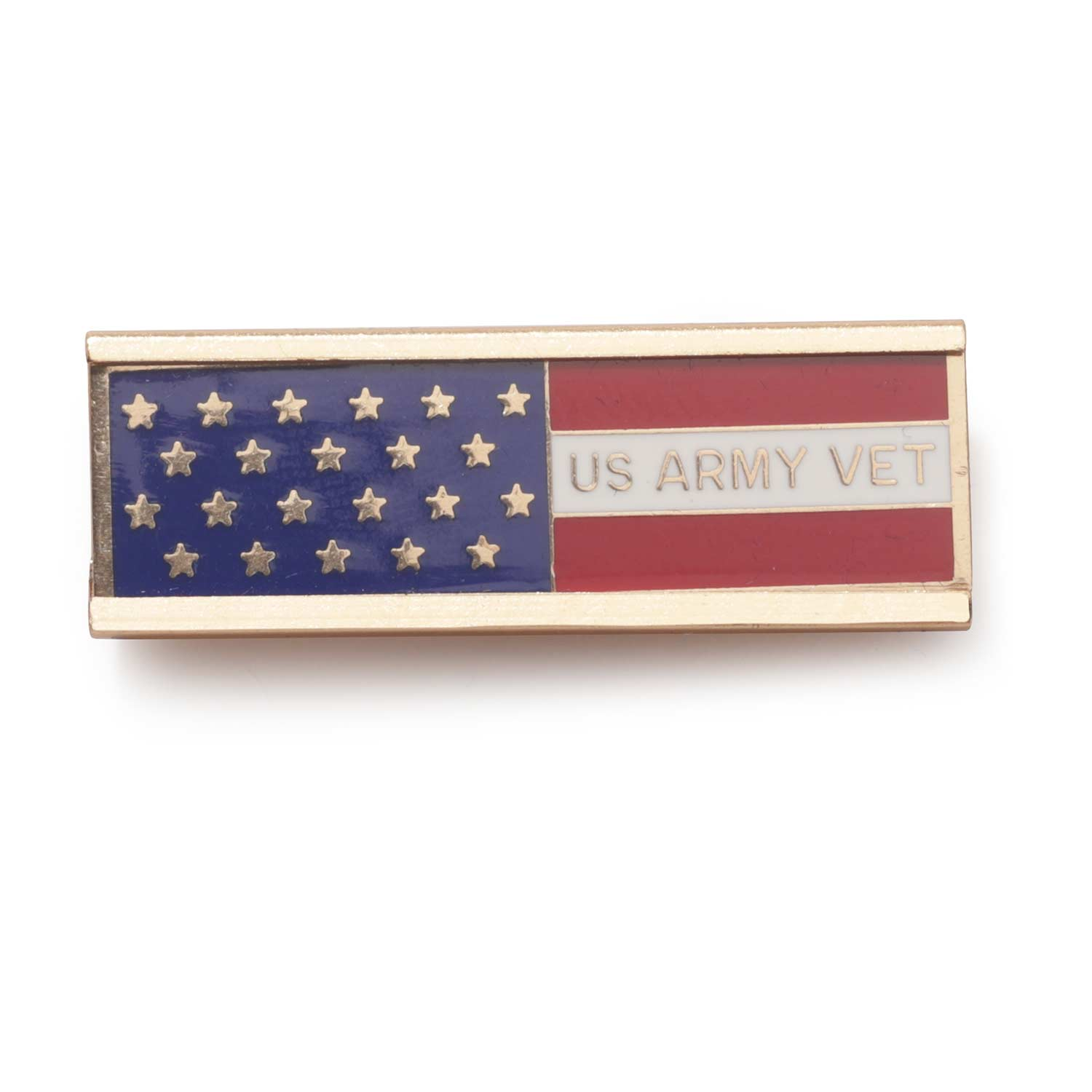 J206-ARM UNITED STATES ARMY VETERAN BAR