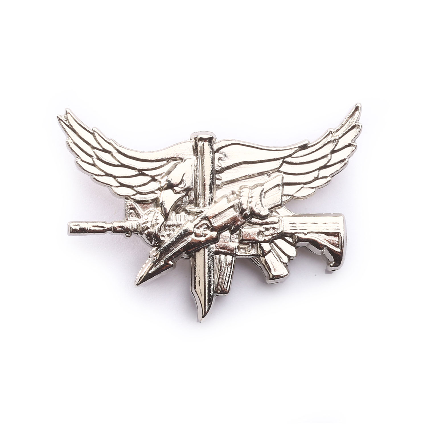 Heros Pride Center Mass Swat Operator Insignia With Eagle
