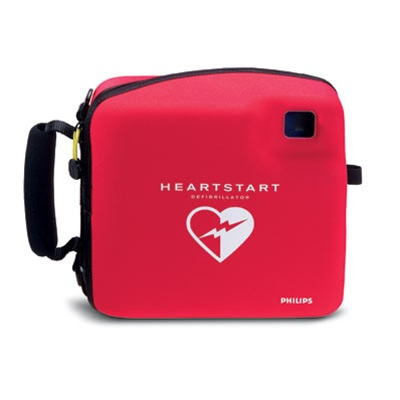 Medic First Aid International's HeartStart Carry Case for FR