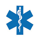 "VISCO Star of Life Decal 3-1/2"" High"