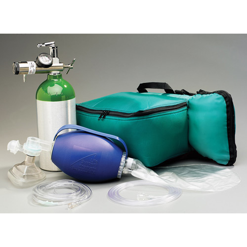 Allied Healthcare Products Refillable First Responder Oxygen