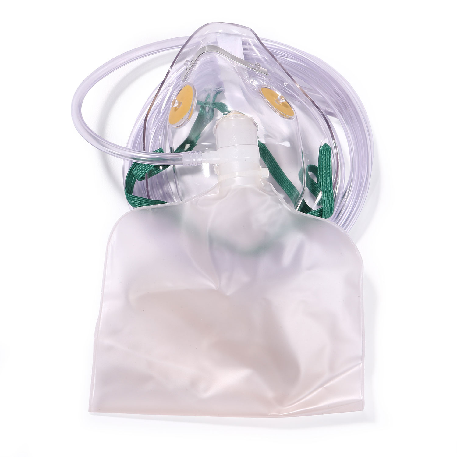 Allied Healthcare Products Adult Two Vent Non Rebreather Mas