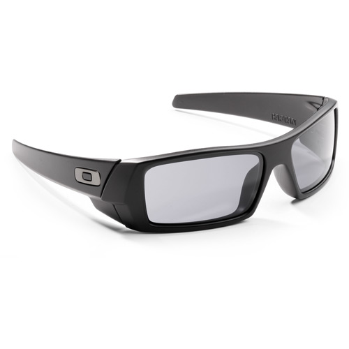 Oakley SI Gascan Black Frame with Grey Lens