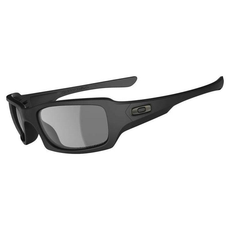 disprezzare timido Conservante  Oakley SI Fives Squared Matte Black Grey Polarized