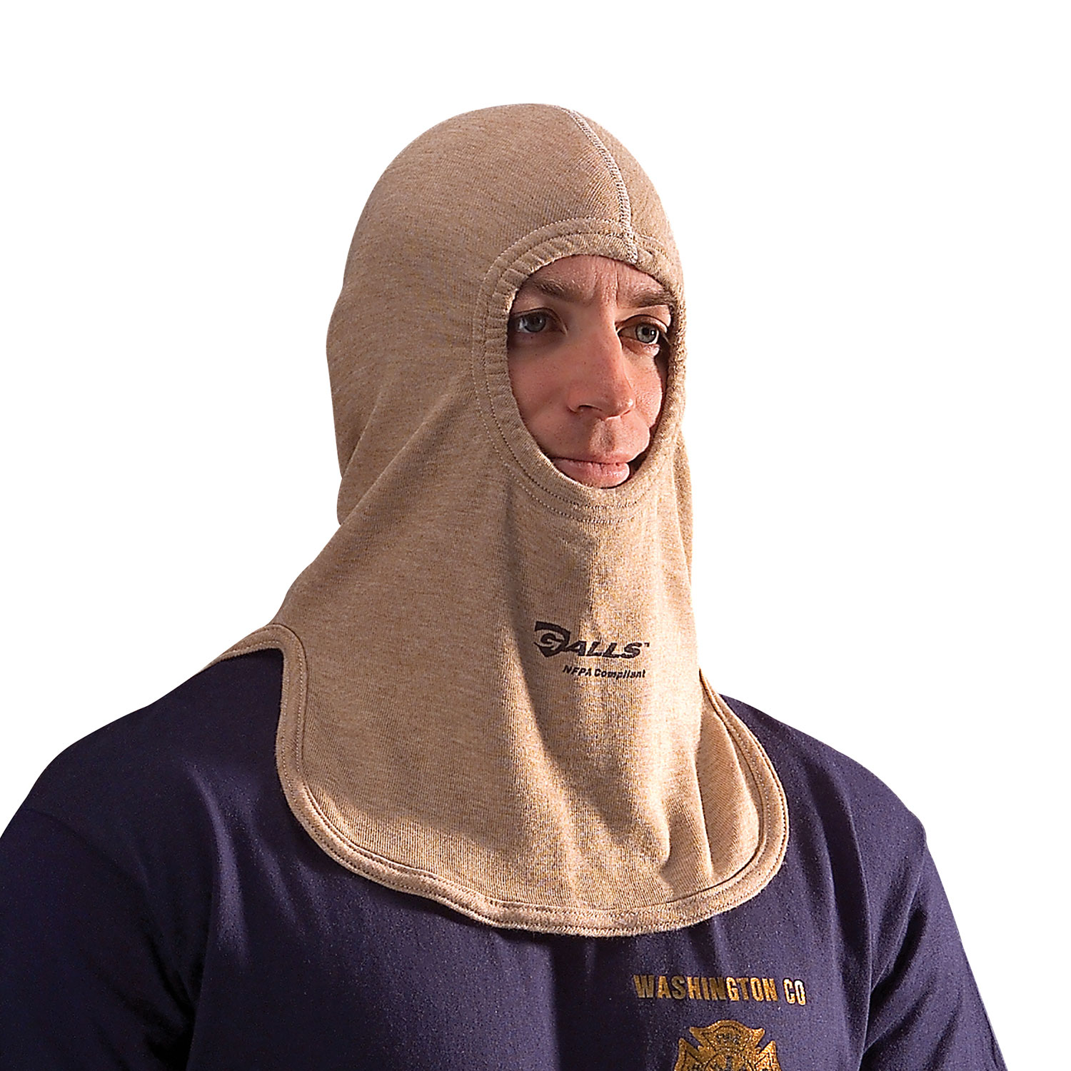 Galls 100% PBI Deluxe Coverage Fire Hoods