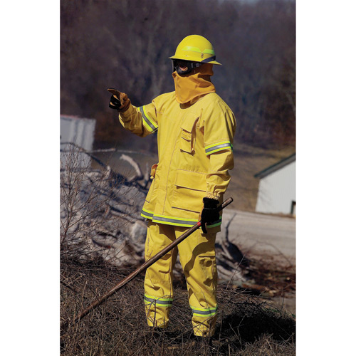 PGI Flame-Resistant Indura Ultra Soft Wildland Coat
