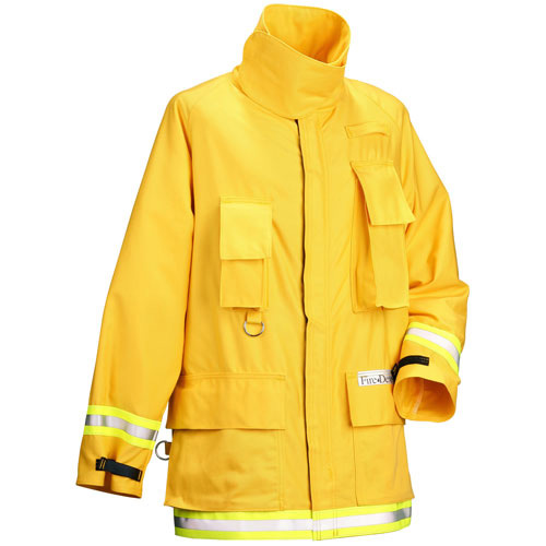 Fire Dex Wildlands Jacket Deluxe Model FR Cotton