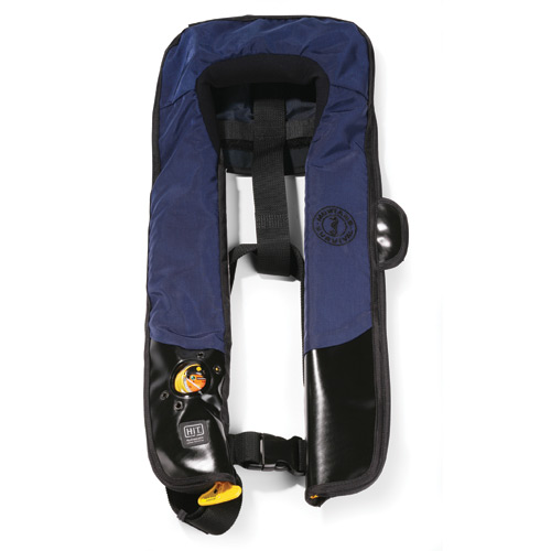 Mustang Survival Deluxe Inflatable PFD with HIT Auto Hydrost