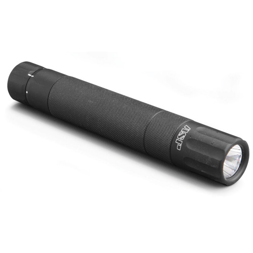 ASP Lock Switch Tungsten II LED Flashlight with Free Case an