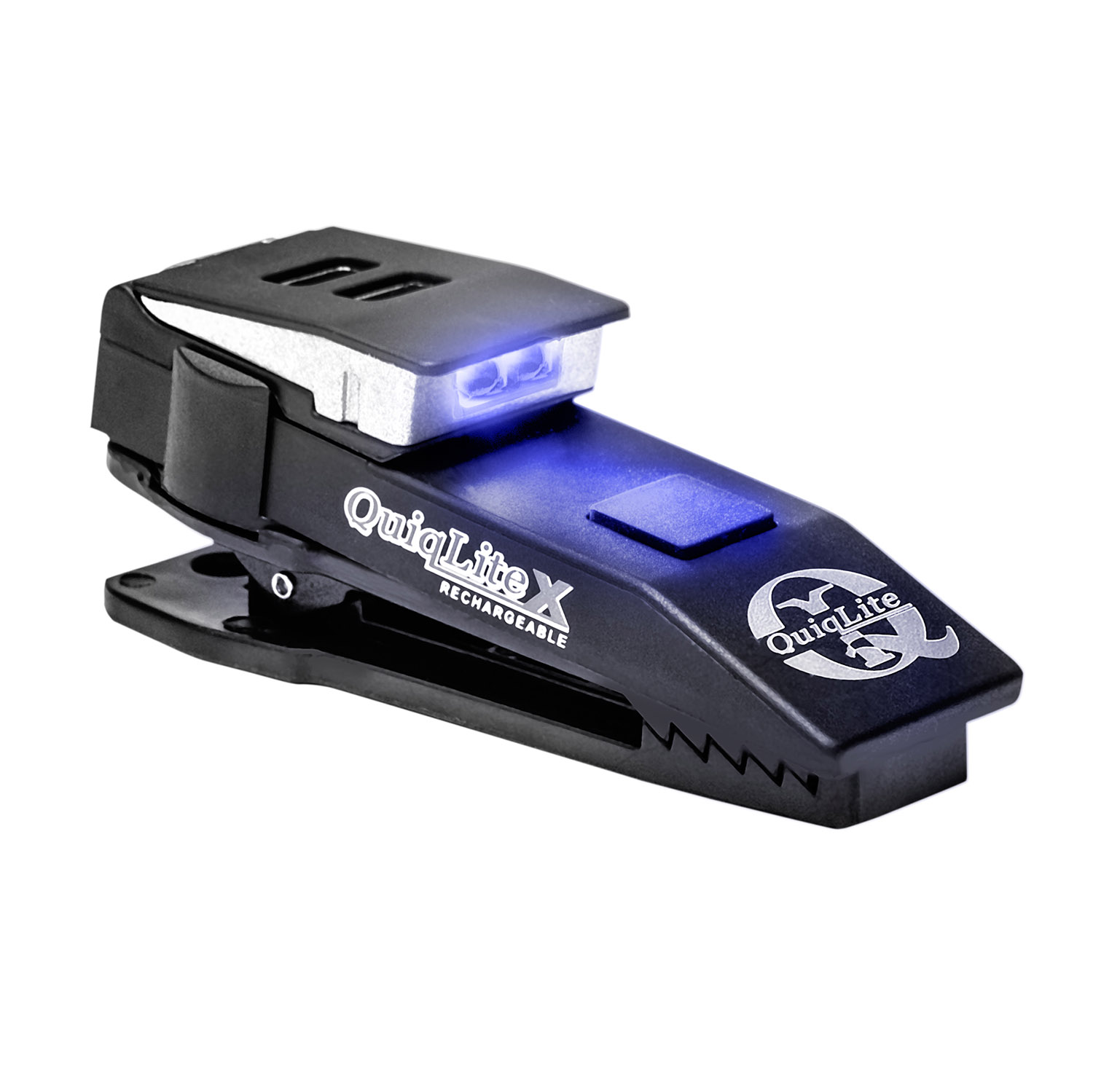 QuiqLite X Rechargeable Clip Light