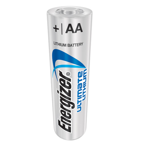 energizer ultimate aa lithium batteries 4 pk at galls. Black Bedroom Furniture Sets. Home Design Ideas