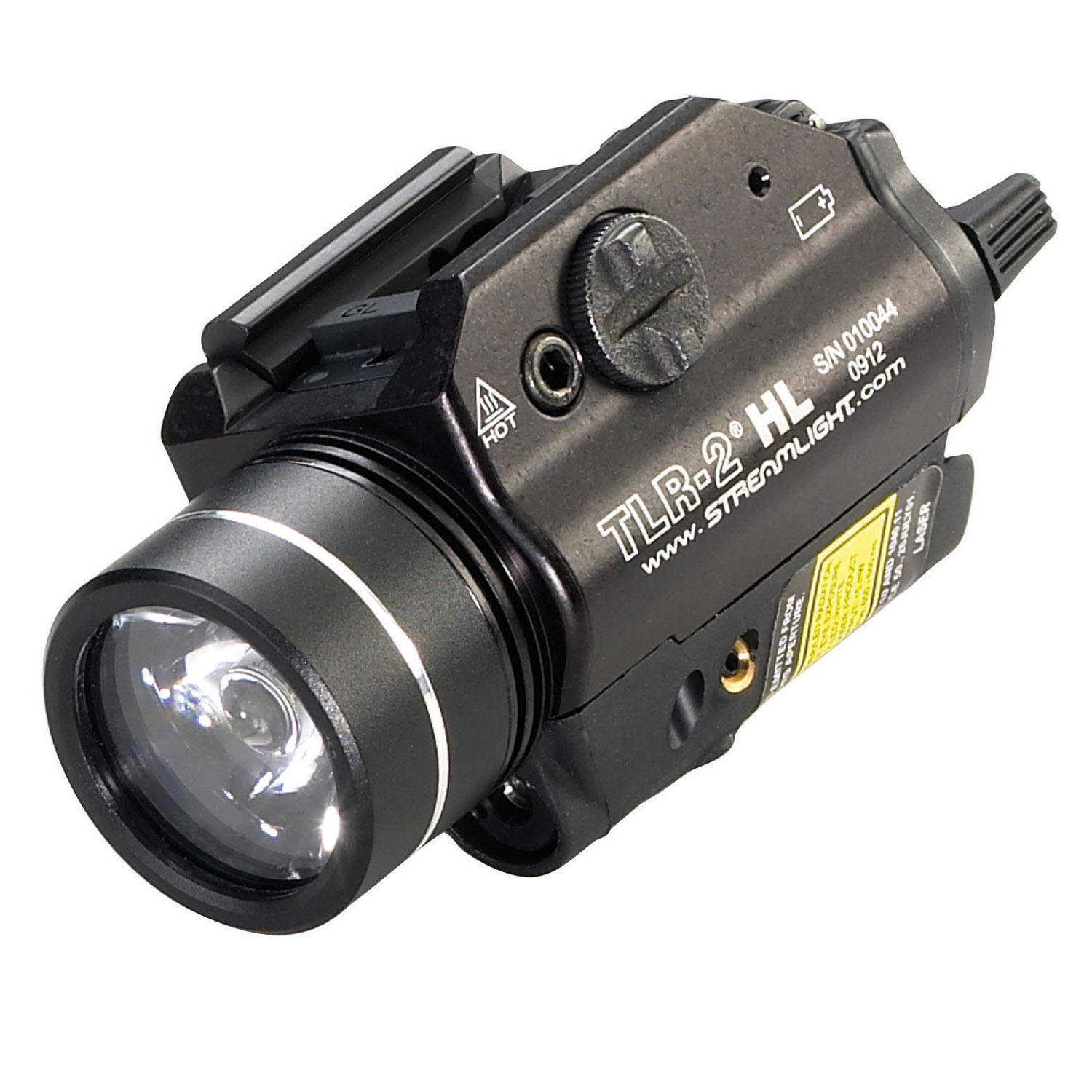 Streamlight TLR 2 HL Tactical Gun Mount Weapon Light with La