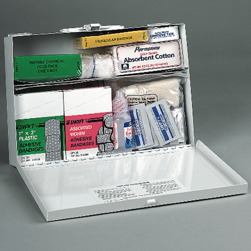 Dyna Med Deluxe First Aid Kit with Steel Case