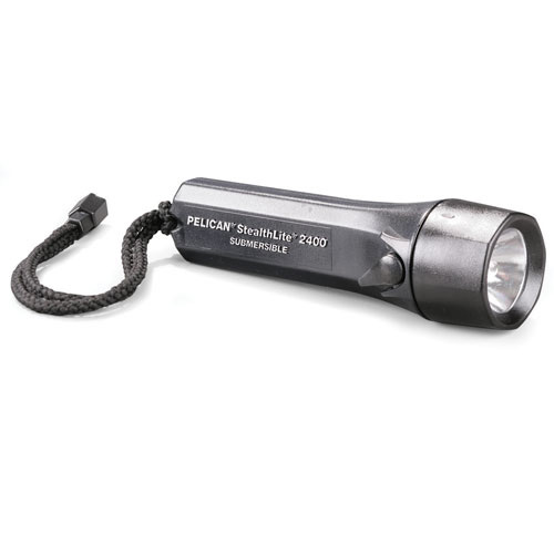 Pelican Waterproof StealthLite Flashlight