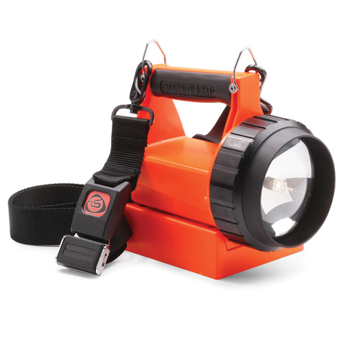 Streamlight AC/DC Fire Vulcan Lantern with Two Taillight LED
