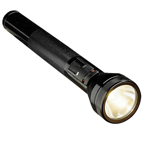 Streamlight SL-20X Halogen/LED Rechargeable Flashlight with
