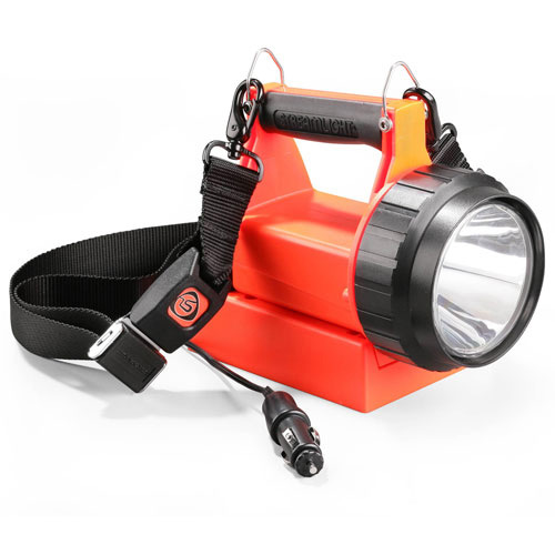 Streamlight Fire Vulcan LED Lantern with AC/DC or DC Charger