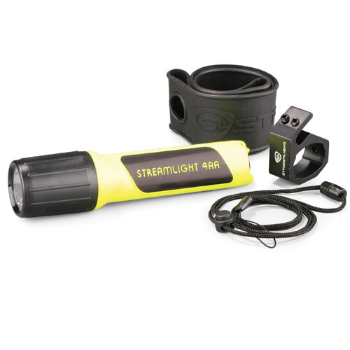 Streamlight ProPolymer 3 AA Helmet Lighting Kit