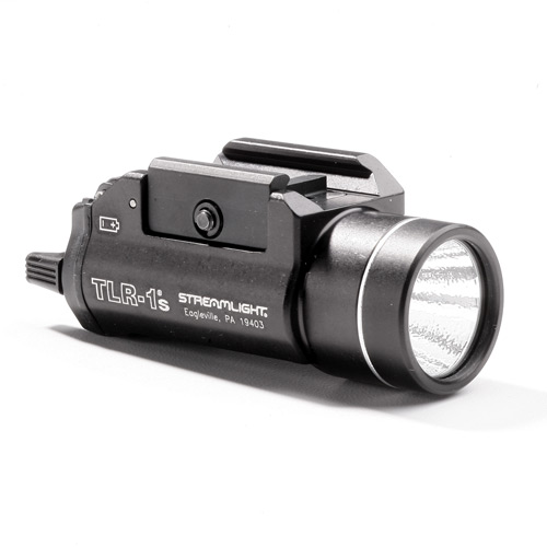 Streamlight TLR 1S LED Gun Light with Strobe Function