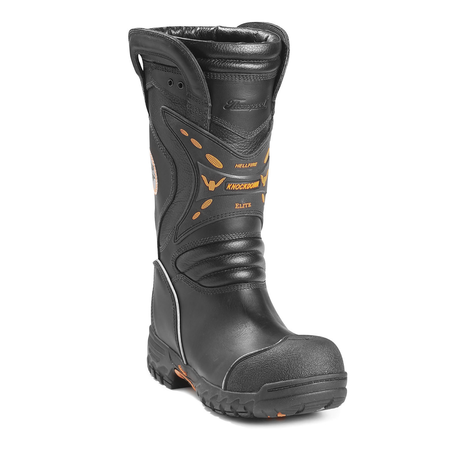 Thorogood Hellfire Knockdown Elite Leather Fire Boot